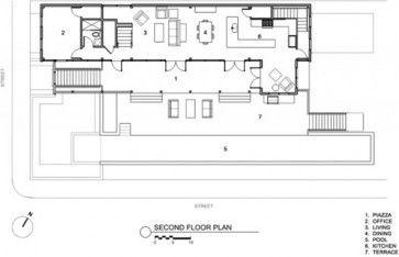 Modern Charleston Single House Modern Modern House House Plans How To Plan