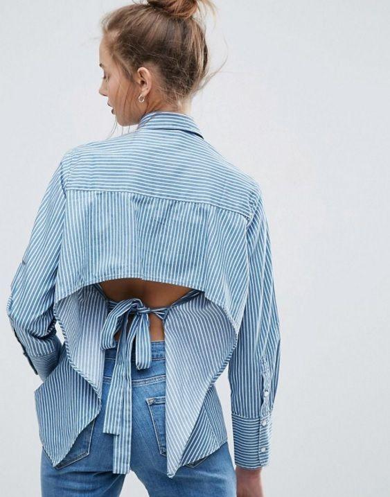 Camisa o blusa trendy