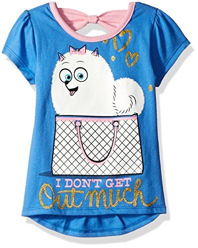Universal Girls' Little Girls' Secret Life of Pets T-Shir... https://www.amazon.com/dp/B01I9EI6AY/ref=cm_sw_r_pi_dp_x_MtJizbJM5CZAA