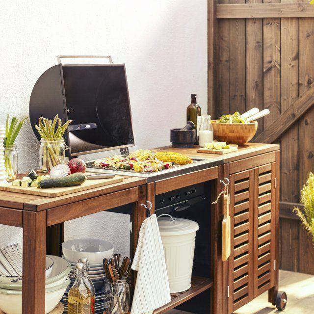 Cuisine Exterieure 10 Modeles Pour Y Succomber Cuisine Exterieur Cuisine Exterieure Ikea Cuisine Exterieure