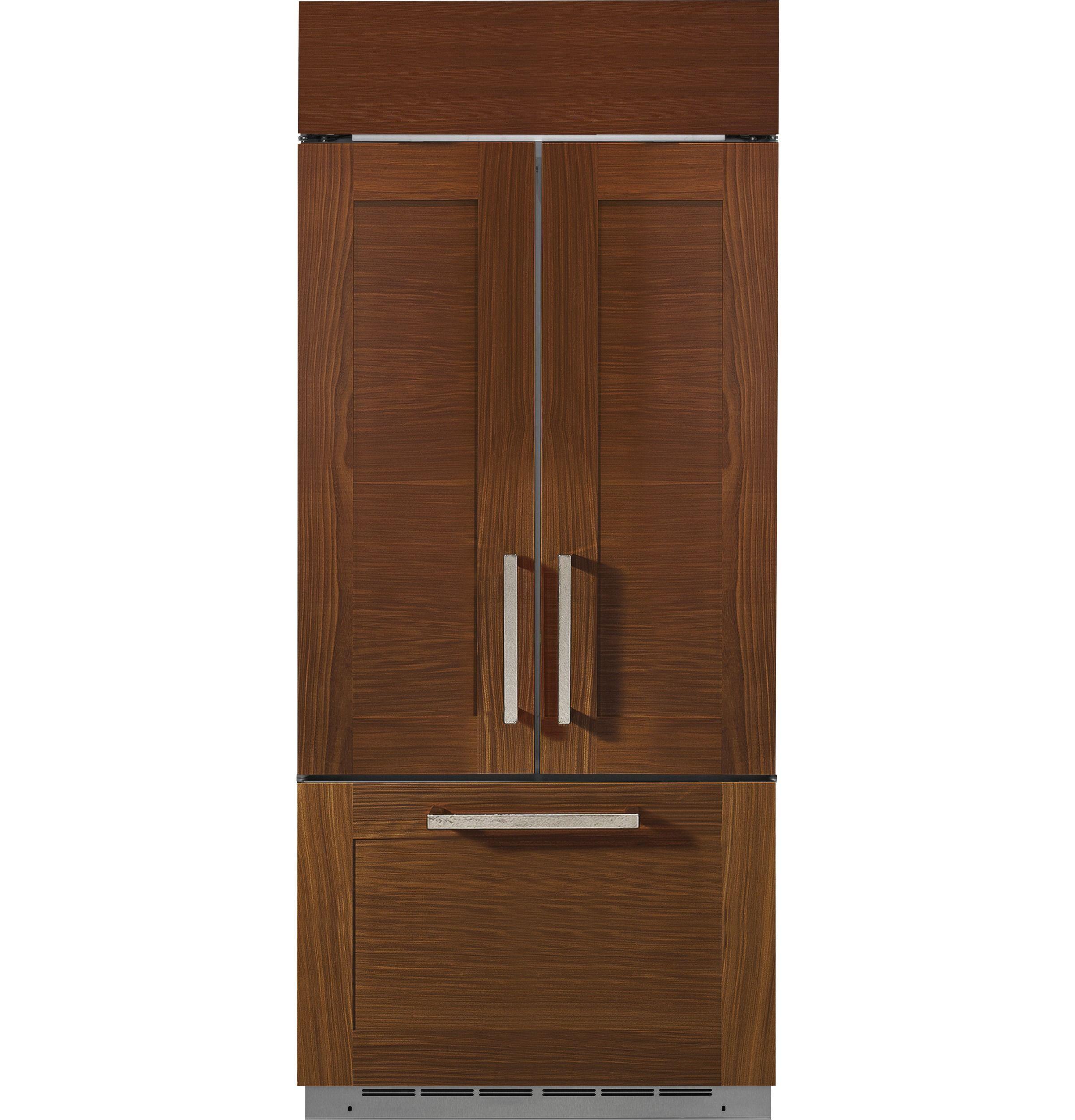 Zip360nh Monogram 36 Built In French Door Refrigerator The