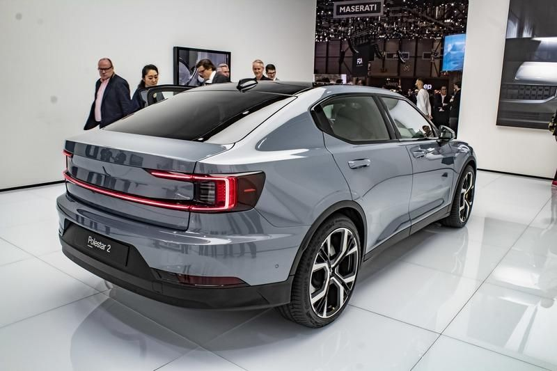 2020 Polestar 2 In 2020 Pole Star Performance Cars Electric Cars
