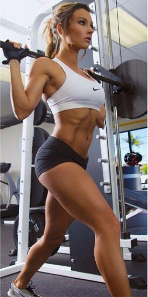 chicas de gym