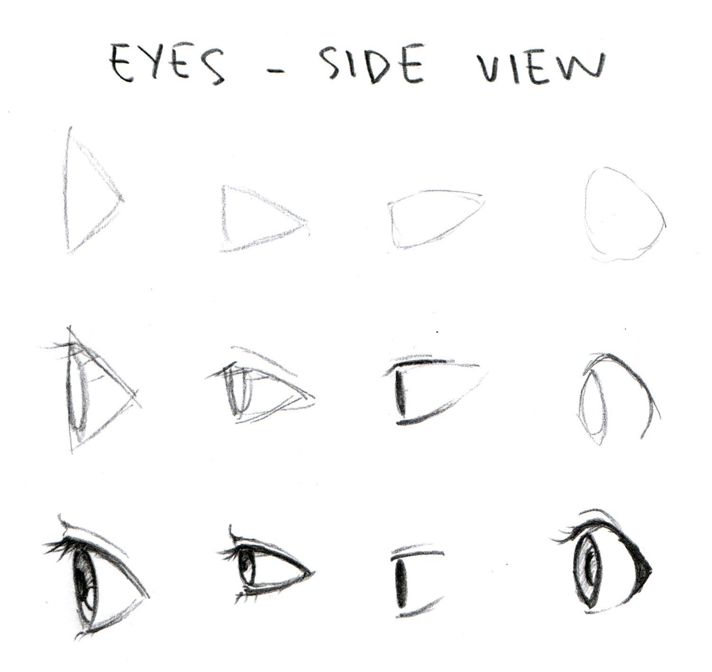Need Your Guys Help On My Character Polycount Forum Drawing Tips Manga Drawing Eye Drawing
