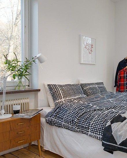 Un appartement la d co r tro bedrooms - Deco appartement vintage ...
