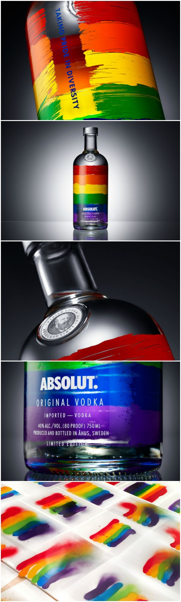 Absolut Rainbow Edition Building A Strong Relations With The Lgtb