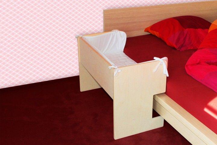 Ikea Malm Baby Beistellbett Niedriger Typ Malm Bett Diy Kinderbett Beistellbett