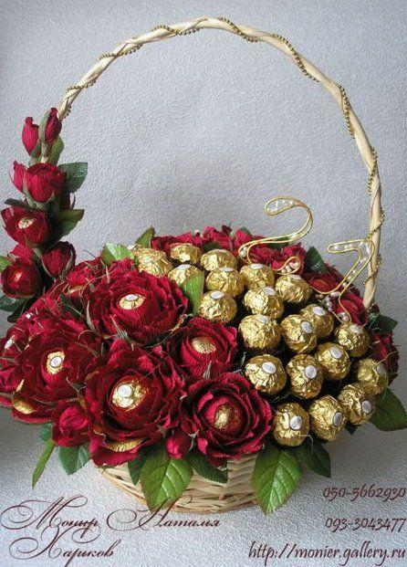 53 Ideas Chocolate Bouquet Ideas Candy Flowers F Vozeli Com