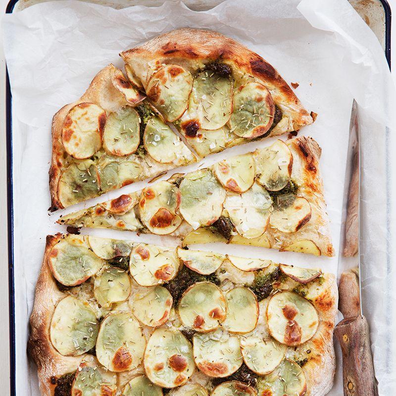 pizza utan tomatsås