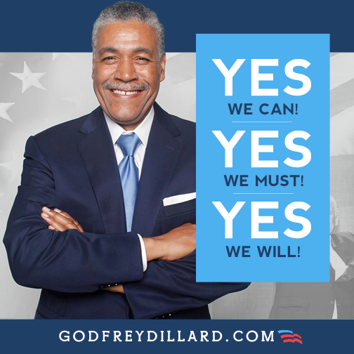 EVENT: Ann Arbor fundraiser for Democratic Secretary of State candidate Godfrey Dillard this Tuesday – 9/23/14 | Eclectablog