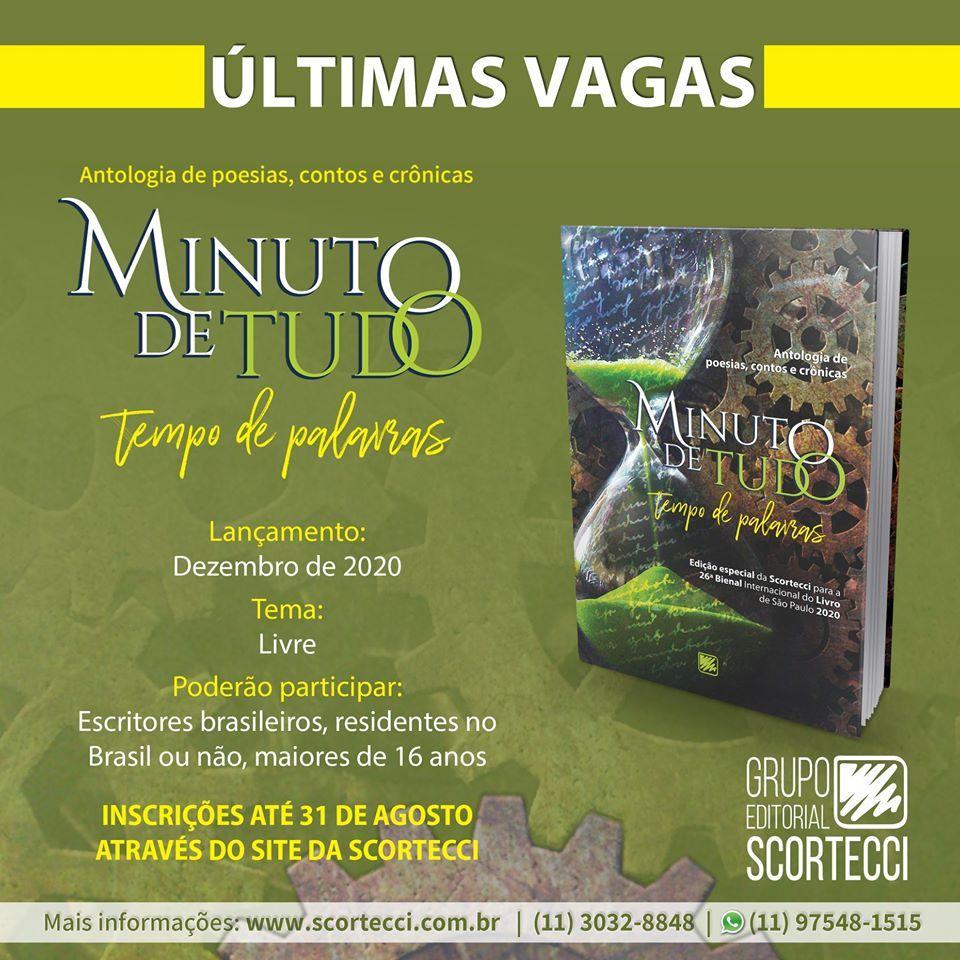 ALEGRIA DE VIVER E AMAR O QUE É BOM!!: DIVULGAÇÃO DE PARCEIROS #35 - EDITORA SCORTECCI