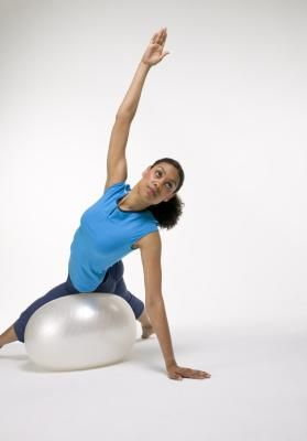 Your adductors, usually referred to as your inner thighs, are responsible for drawing your leg toward the center of your body. Strong adductors stabilize your knees, maintain postural alignment and prevent injuries. Different types of equipment and non-equipment exercises strengthen this important muscle group, but the exercise ball provides an outside the box approach to adductor workouts.