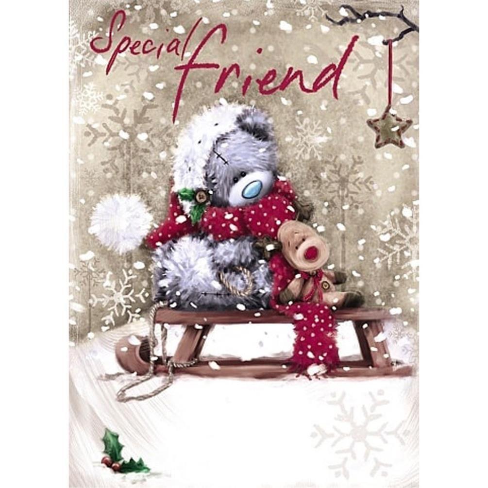 Special friend christmas teddy bears pinterest bears tatty special friend christmas kristyandbryce Gallery
