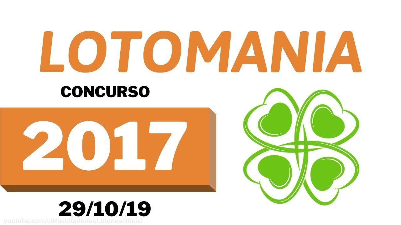 Lotomania 2017 Resultado Da Lotomania 29 10 2019 Lotomania