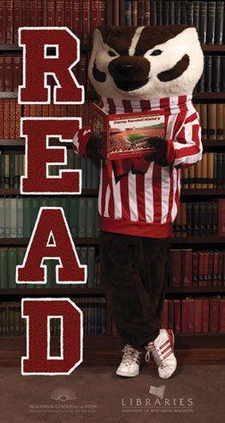 Bucky Read Poster