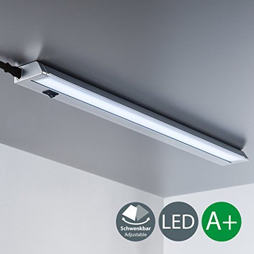 BK Licht réglette LED orientable luminaire pour meubles placard