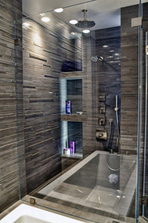 bañera y ducha Baños Pinterest Bañera, Duchas y Baños