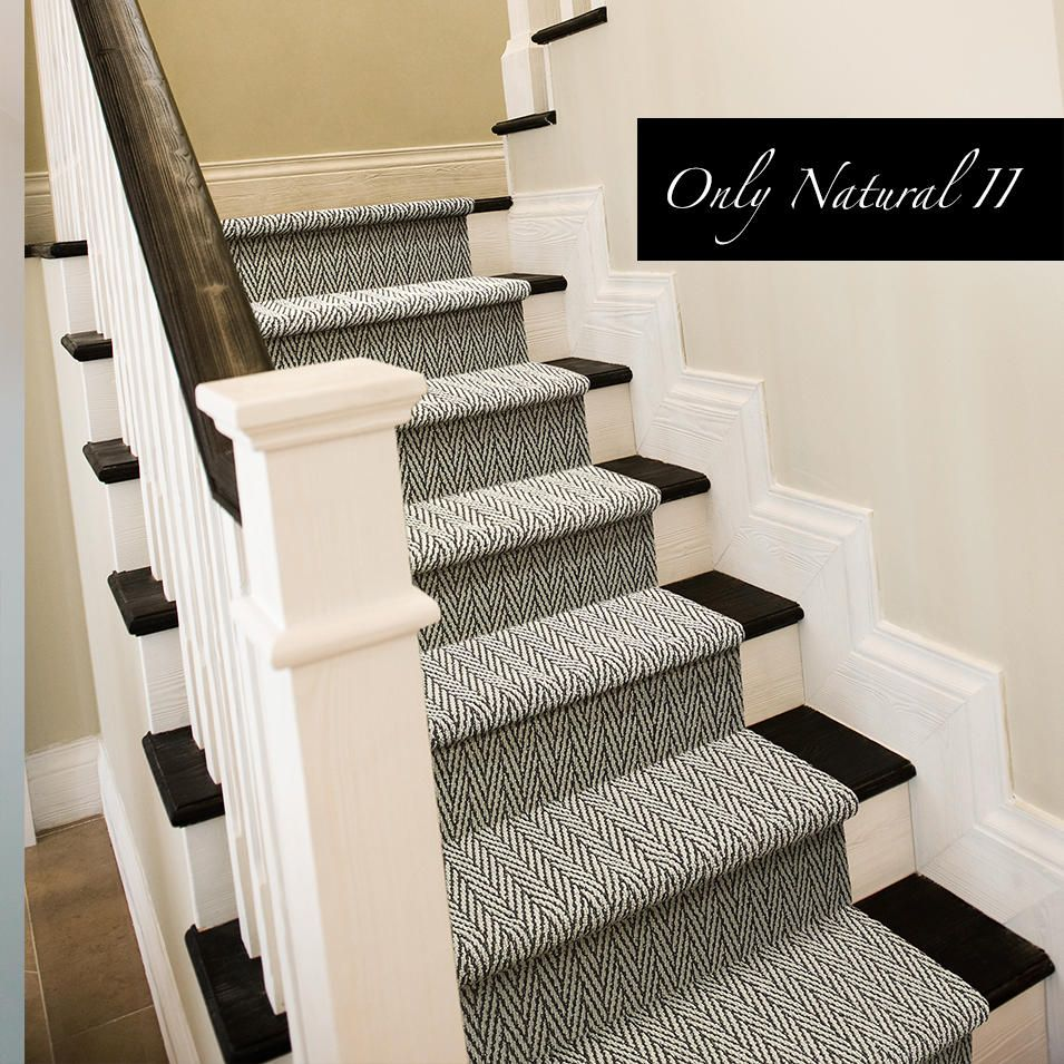 Best Only Natural Ii Tuftex Carpet For Stairs Stair Runner 400 x 300