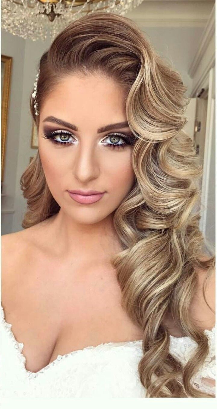 Formal Hairstyle for Really Long Hair