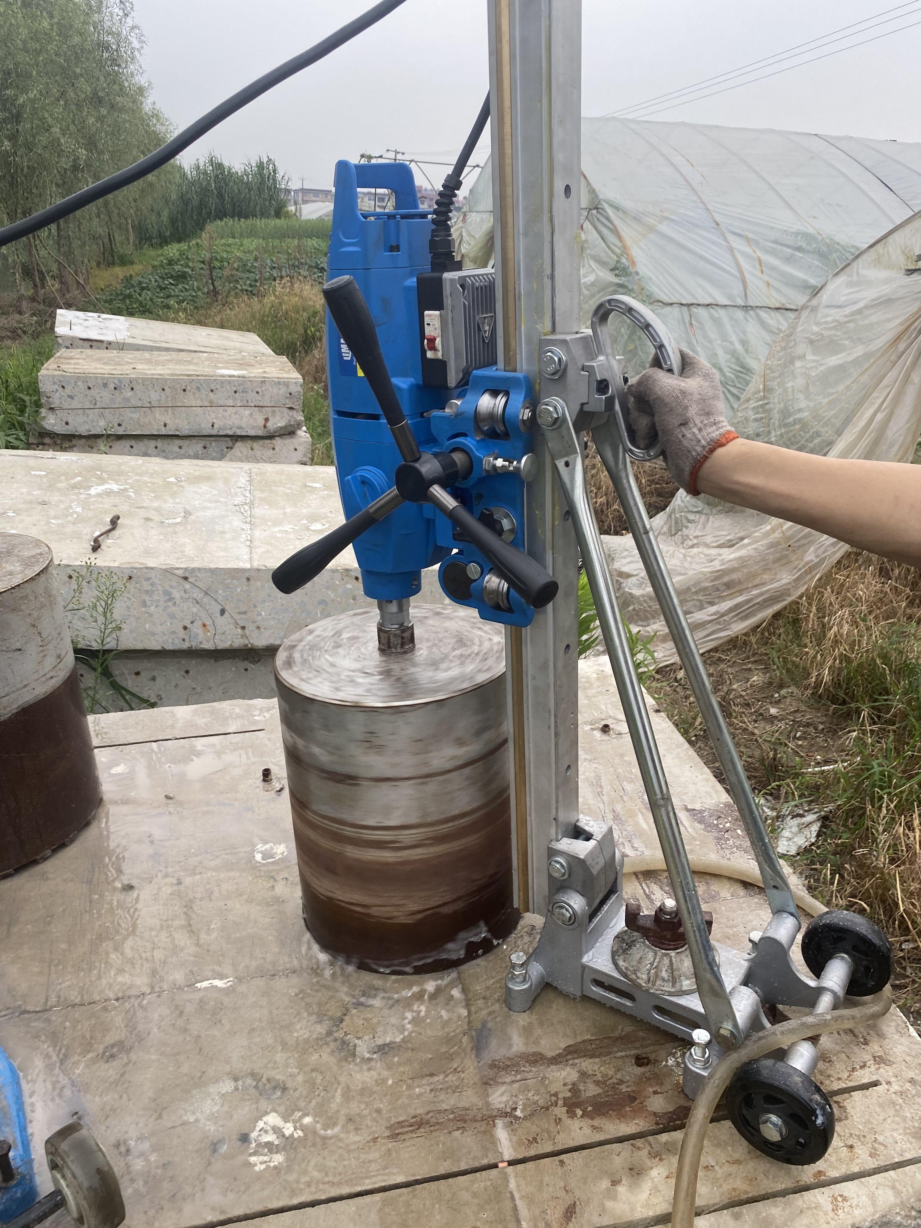 Pin On Diamond Core Drill