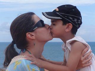 Viajar para Natal com criança - Praia de Pipa com vista incrível