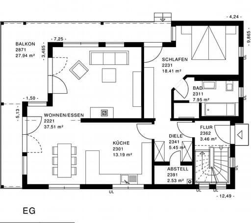 haacke natur floor plans 1 grundrisse pinterest haus grundriss grundriss und haus. Black Bedroom Furniture Sets. Home Design Ideas