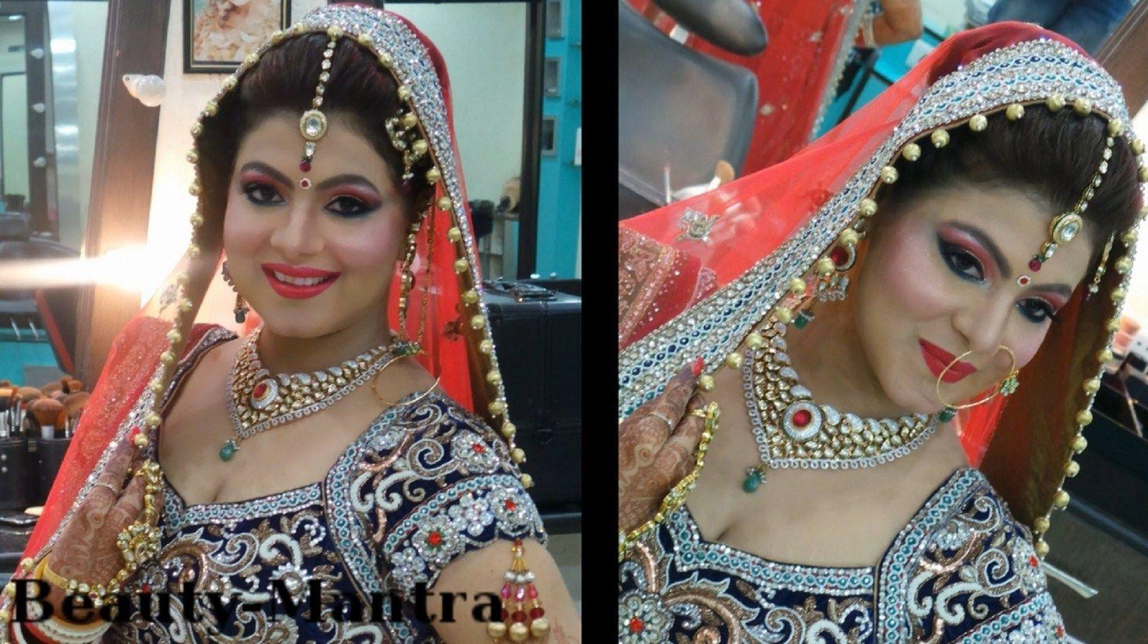 Wedding Hairstyles For Muslim Bride