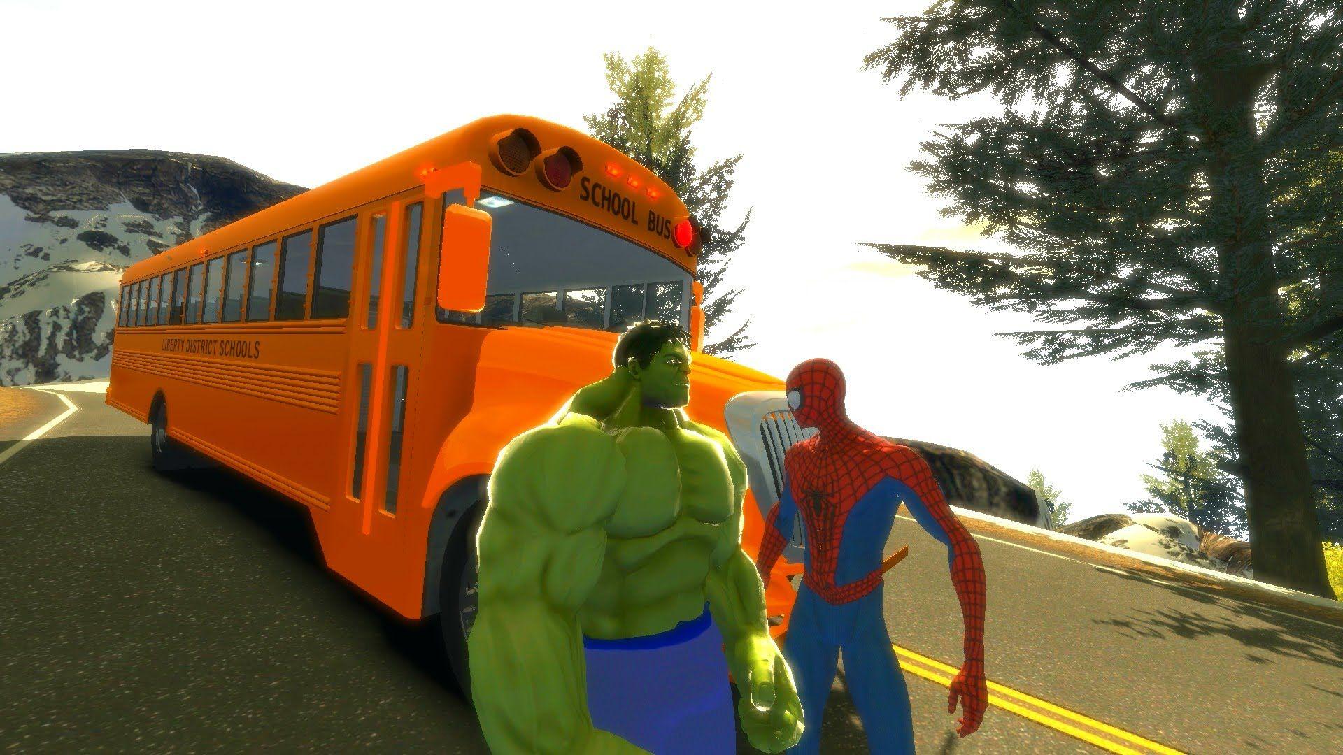 spiderman games spiderman games for kids with nursery rhymes