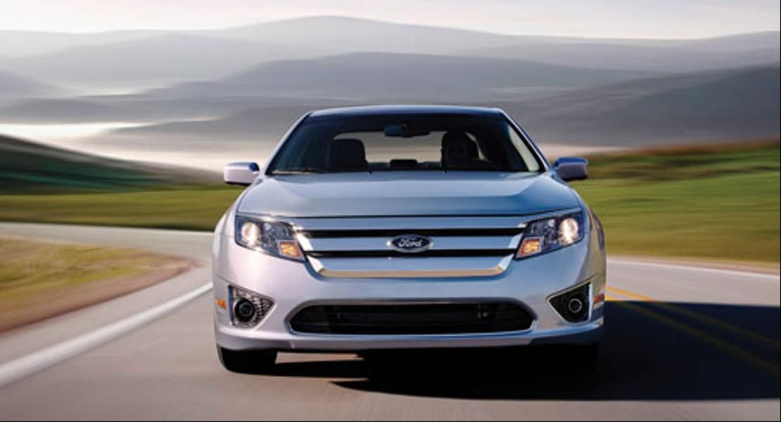 12 Ford Fusion Ford Fusion Most Fuel Efficient Cars Best Gas