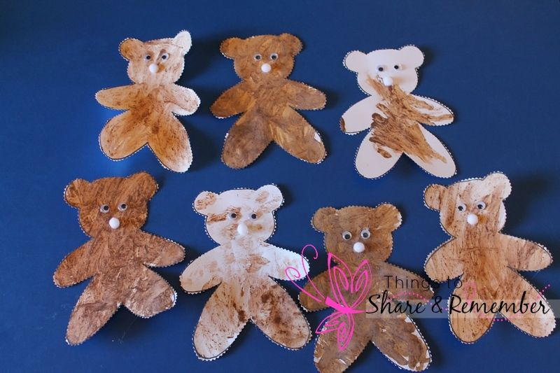 Teddy Bear Picnic Preschool Activities Bears Bear