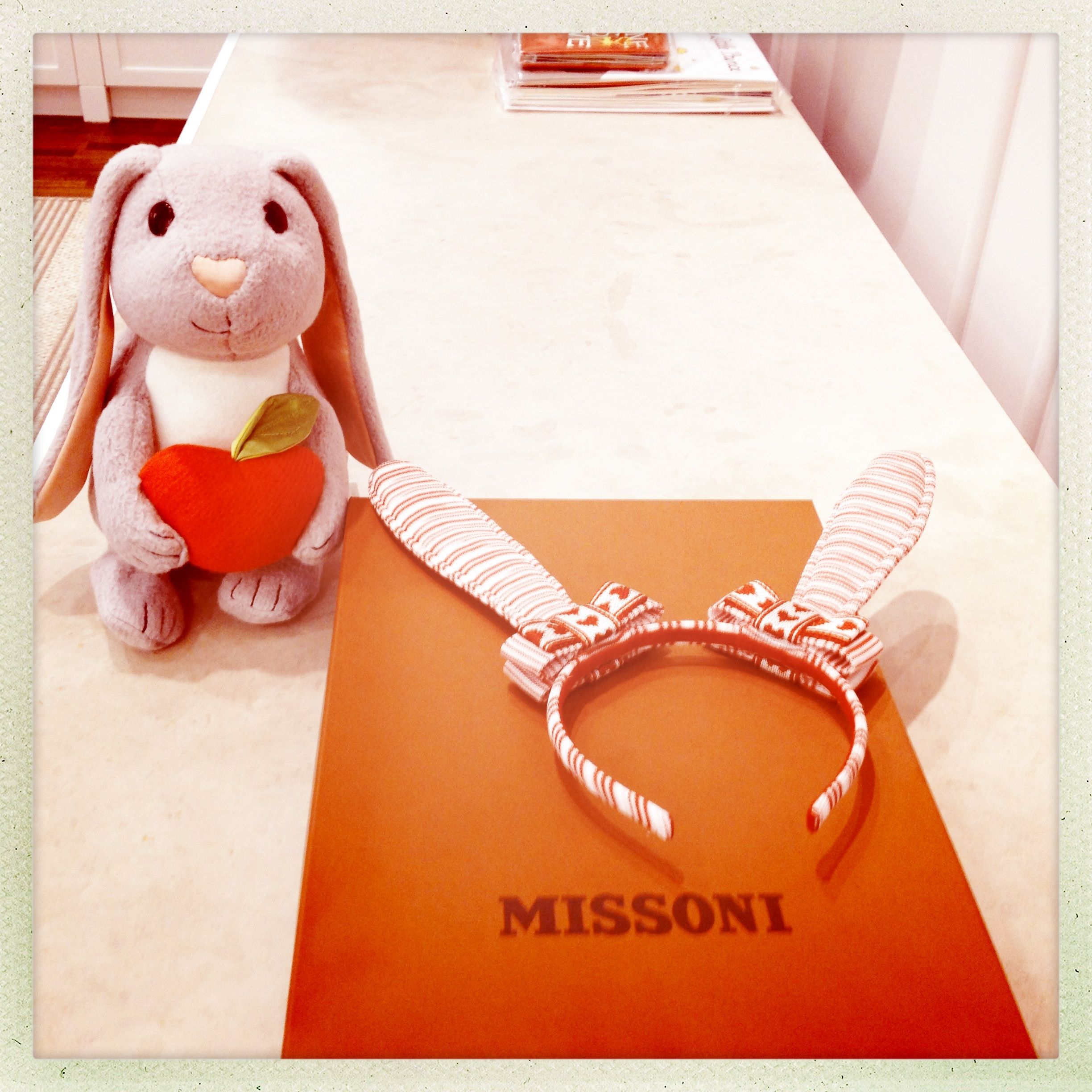 Mooning Over New Missoni: We Are Over The Moon For This Shopodile.com Easter Sneak