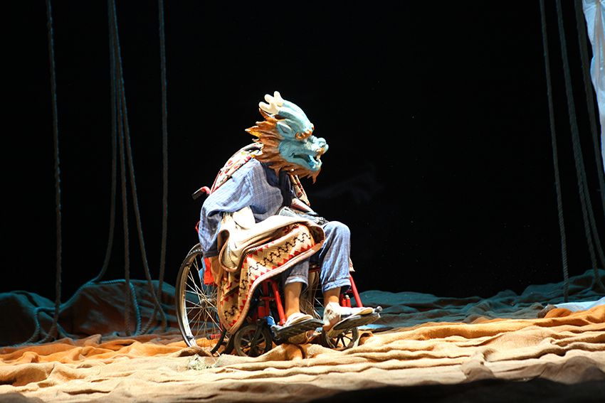 """""""Terracotta Boy"""" performance for children and young people in Xi'an, China"""