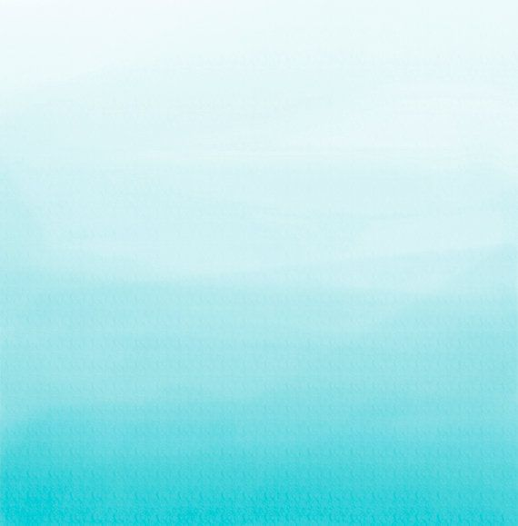 Photography Backdrop Watercolor Ombre By NorthernDrops