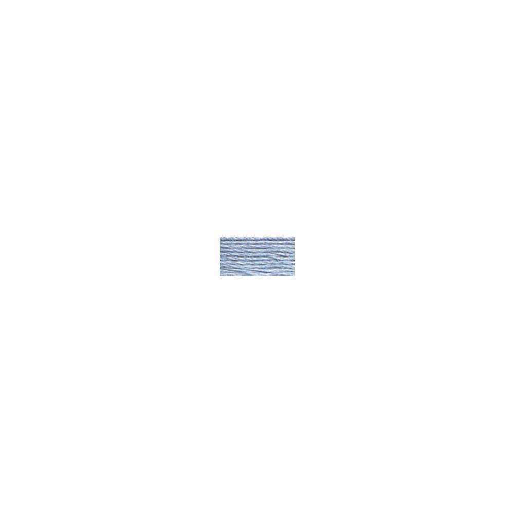 DMC Pearl Cotton Skein Size 5 27.3yd-Light Blue Violet