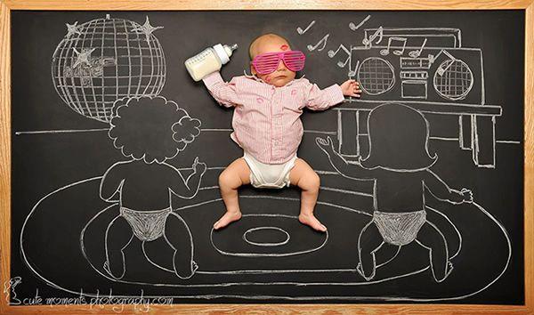 foto - bebê