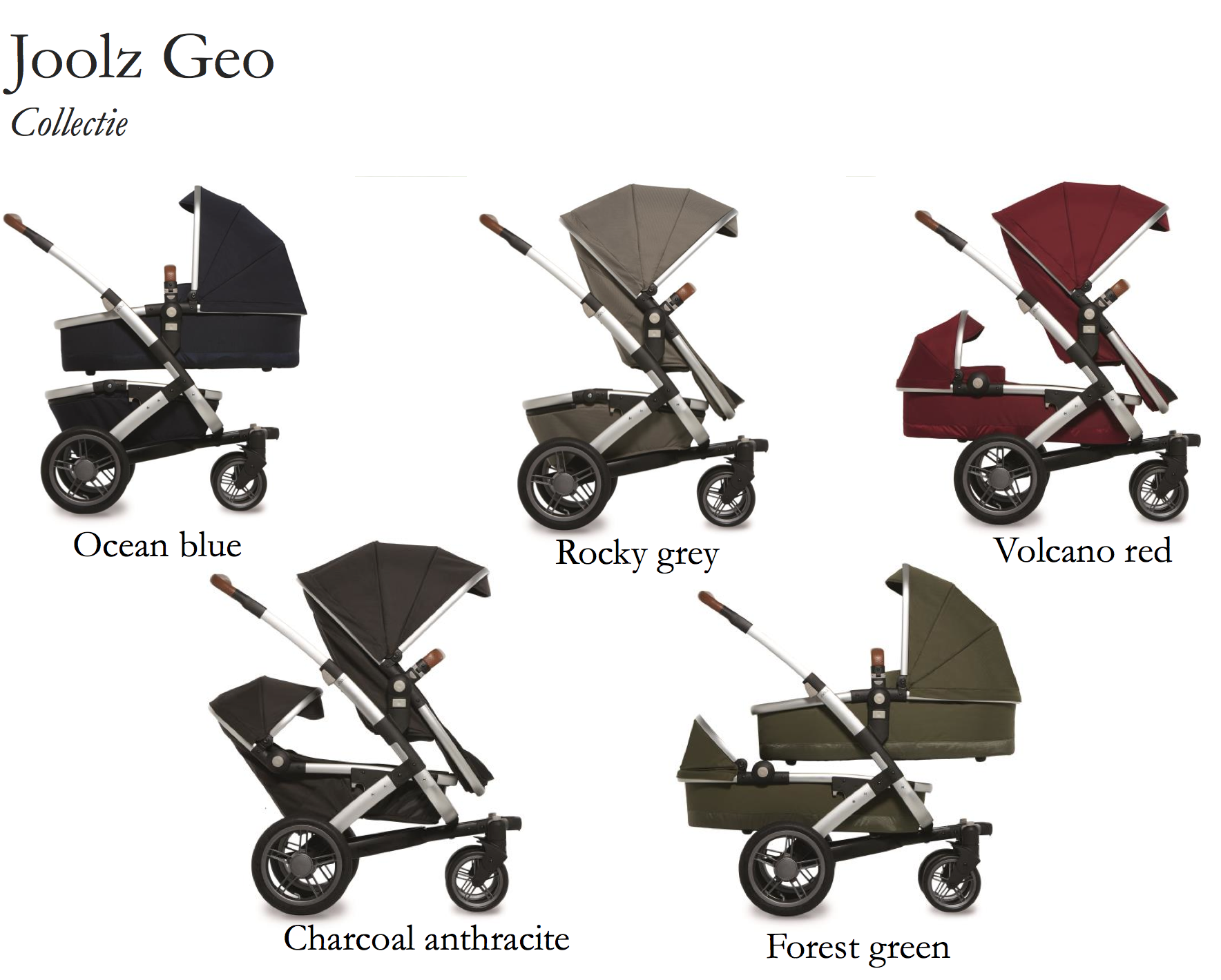 Joolz Geo Collection Baby Coches