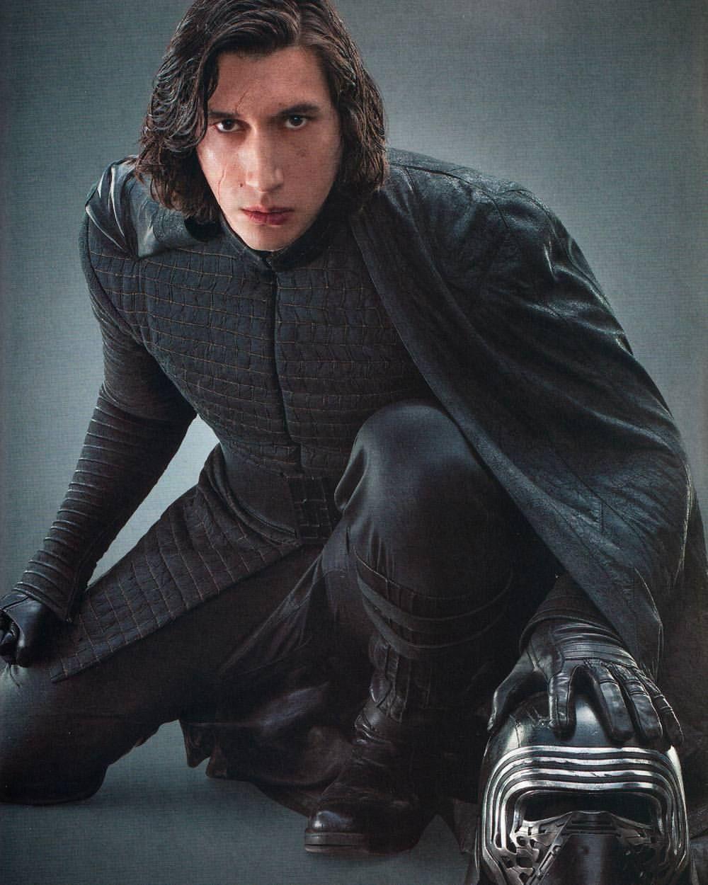 The Last Jedi Adamdriver Kyloren Starwars Bensolo Thelastjedi Darkside Disney Picture Star Wars Villains Star Wars Movie Star Wars Fandom