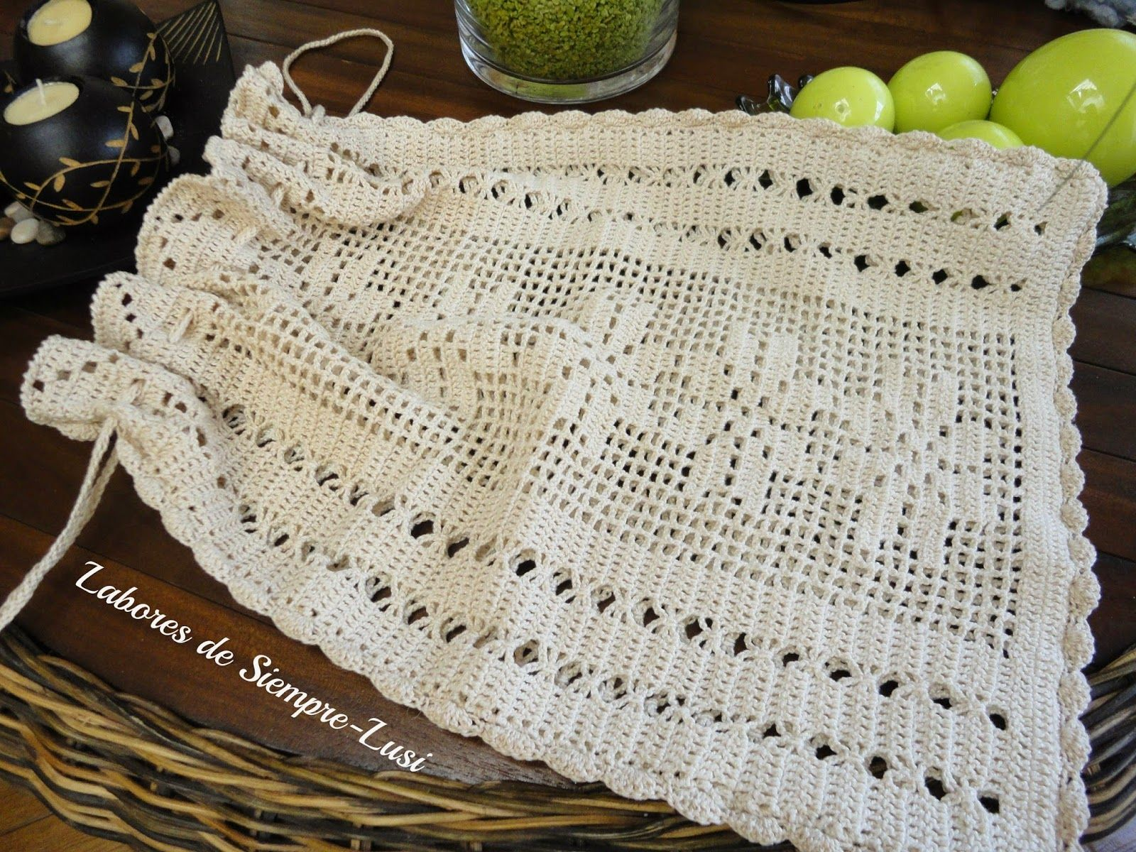 Labores de siempre | Crochet | Pinterest | Croché, Ganchillo y Panes
