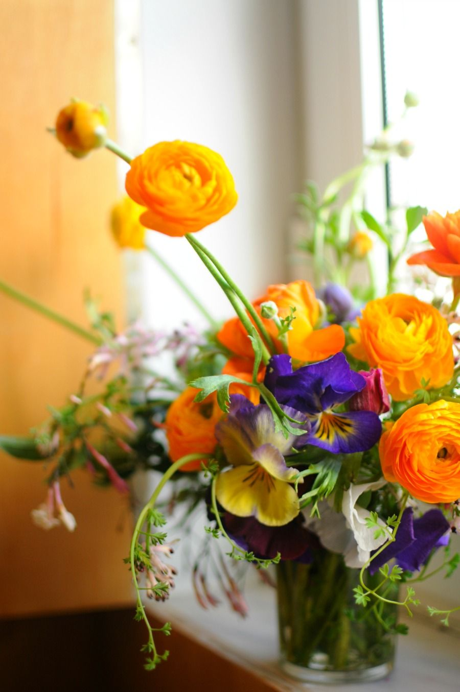 From tossing together a bouquet of flowers to making a linen bag from tossing together a bouquet of flowers to making a linen bag enjoy these delightful spring projects to add a bit of beauty to everyday life izmirmasajfo