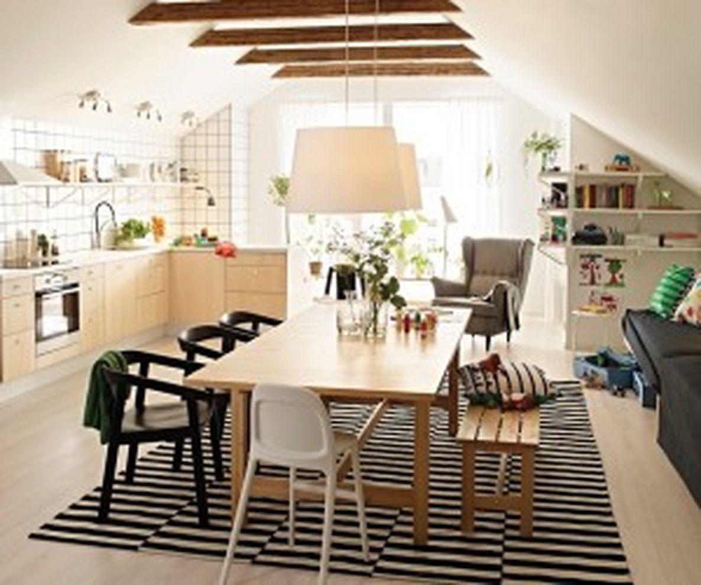 53 Creative Living Room Dining Room Combo Ideas