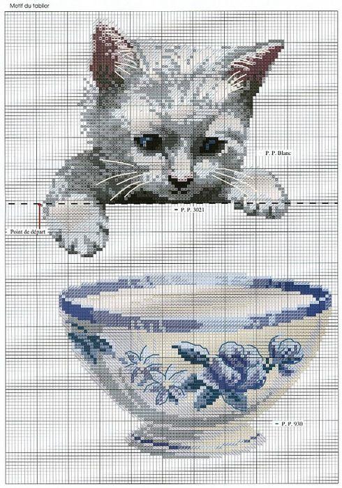 cd3f9f79e98333477f841e13097788c3.jpg 490×699 pixels | Cross stitch ...
