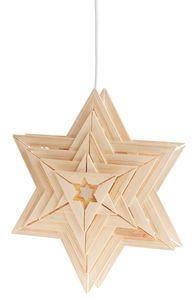 Kerstster Sirius met elektroset + lampje - kerst   Pinterest ...