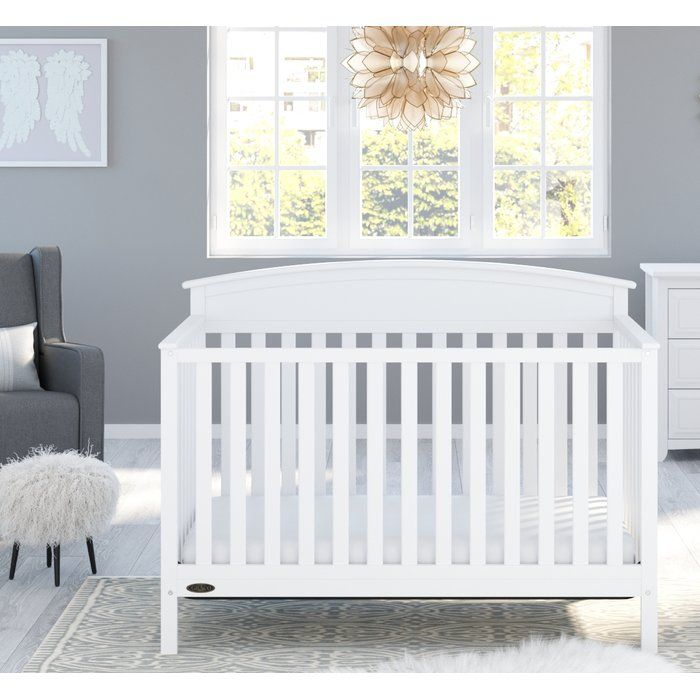 Beckett 3-in-1 Convertible Crib   Convertible crib, Cribs ...