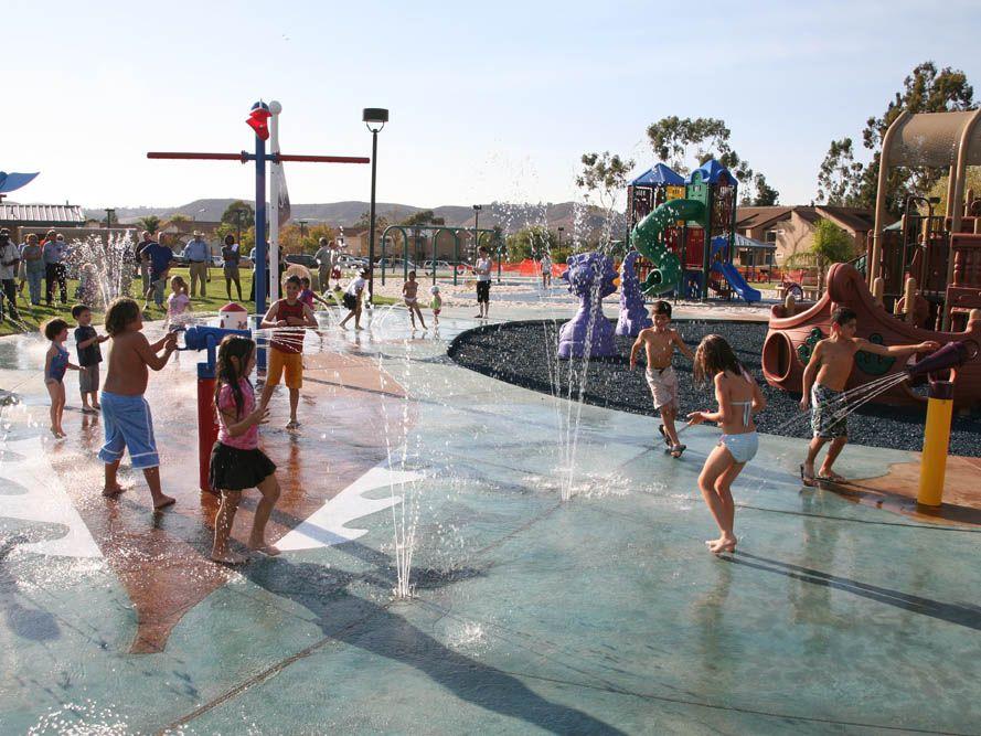 Hilton head aquatic playground in el cajon ca from