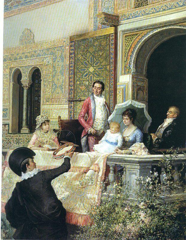 Manuel Wssel De Guimbarda (Trinidad, Cuba, 1833-Cartagena, 1907).