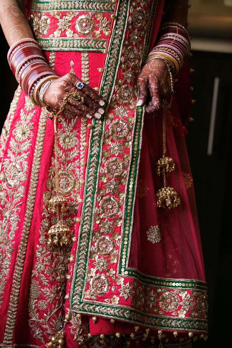 Puneeta + Sumeer 民族衣装, インド