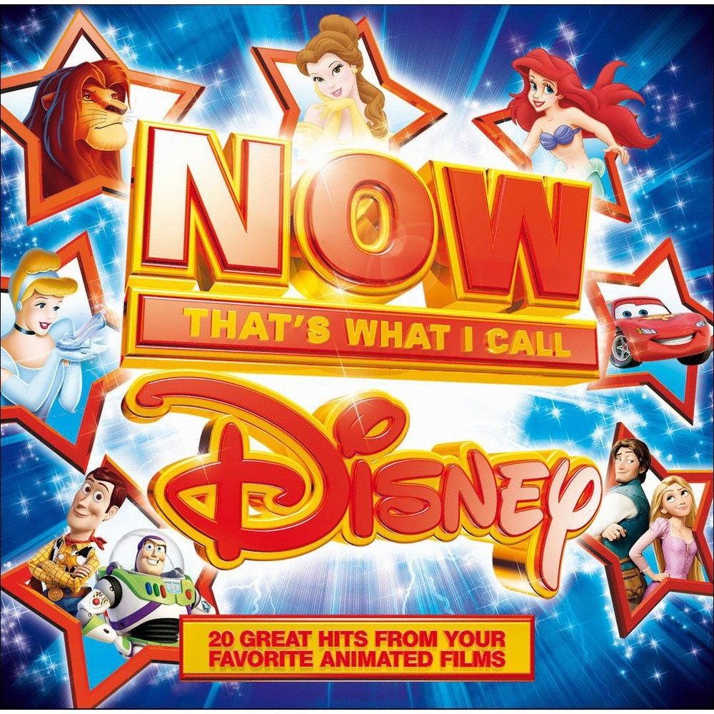 Various Artists - Now That\'s What I Call Disney, Vol. 1 (CD ...