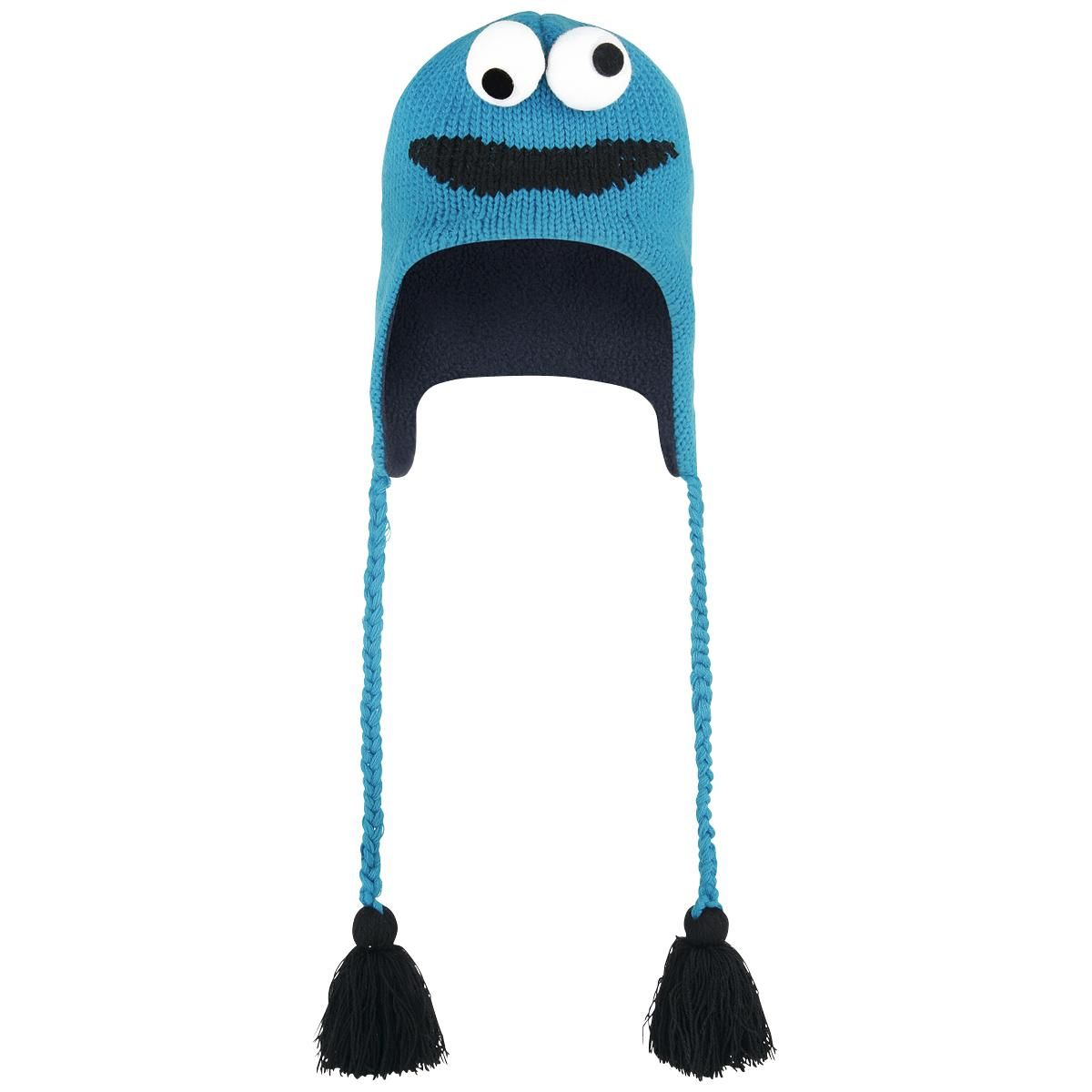 Want! It's the cookie monster! :D