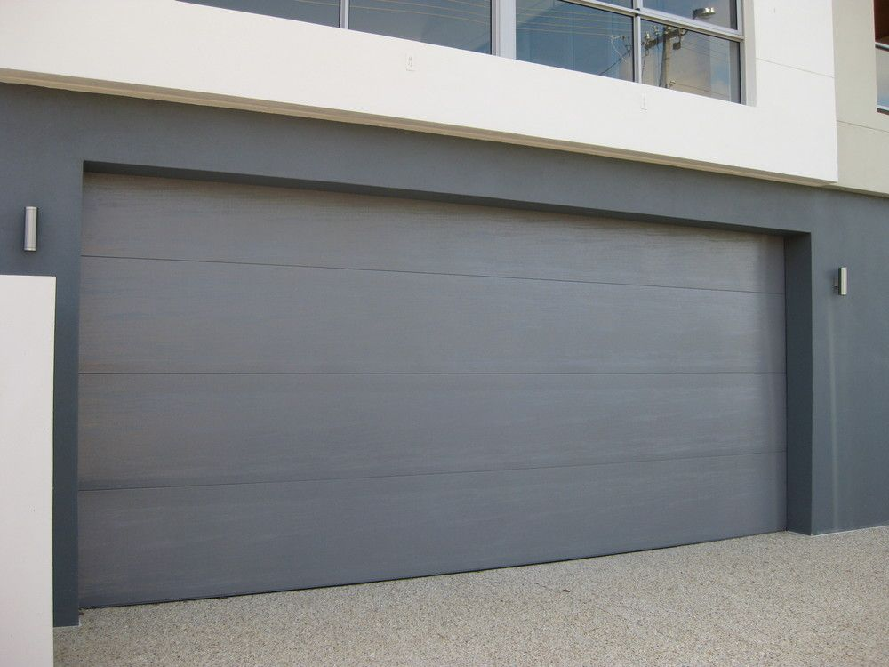 Colorbond Madison Sectional Door Click On Image To Enlarge Garage Doors Sectional Garage Doors Garage Door Styles