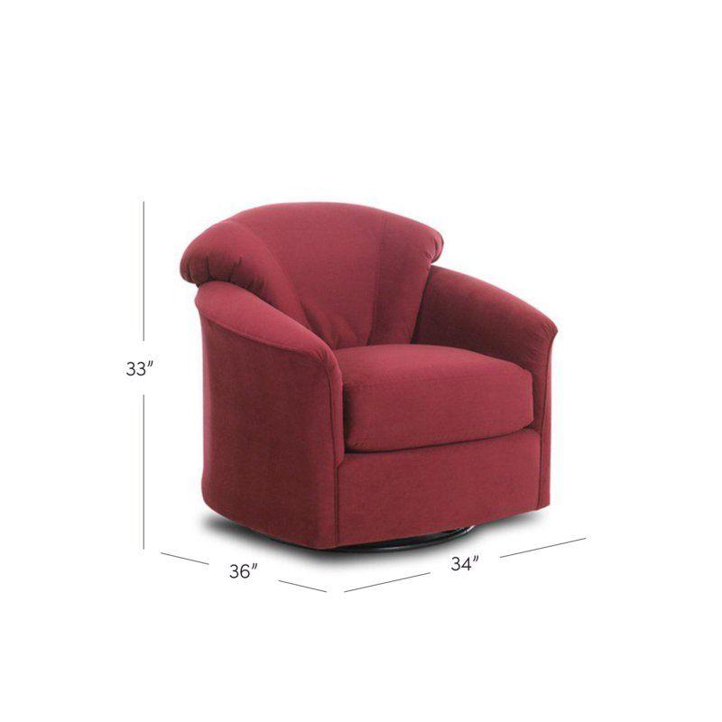 Exeter Swivel Barrel Chair | Barrel chair, Chair, Swivel